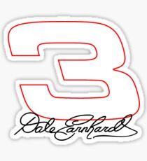 Dale Earnhardt Sticker