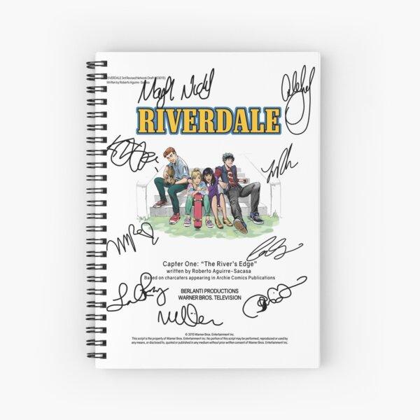 Riverdale Script Spiral Notebook