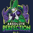 Absolute Perfection - Dragonball Z by TrulyEpic