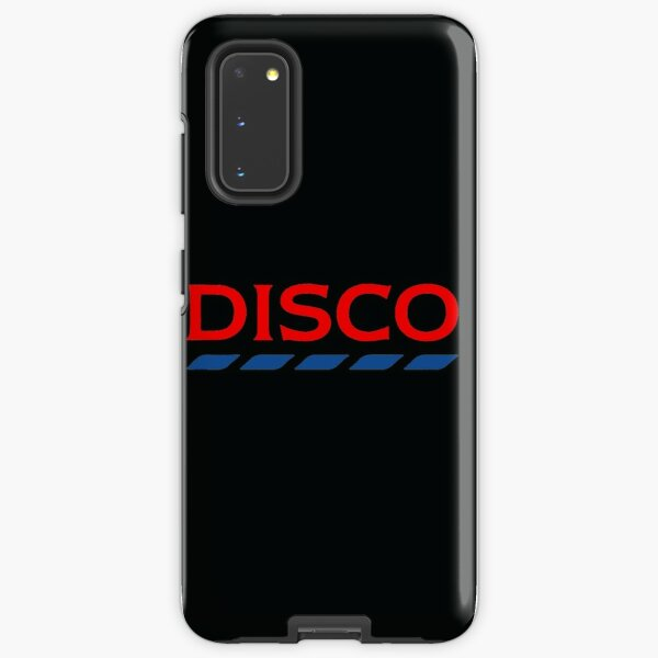 Tesco Techno Disco Case Skin For Samsung Galaxy By Emiside Redbubble