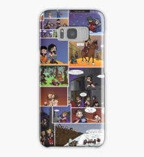Draw Them All Samsung Galaxy Case/Skin