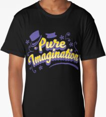 Pure Imagination - Willy Wonka Long T-Shirt