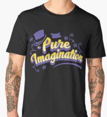 Pure Imagination - Willy Wonka Men's Premium T-Shirt