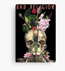 Bad Religion Canvas Print
