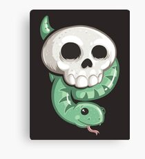 The Dark Mark - Cute Canvas Print