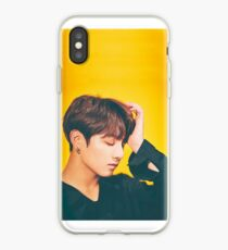 Jungkook HQ photoshoot iPhone Case