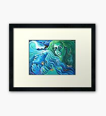 Reclaiming the Seas Framed Print
