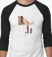 calvin and hobbes Snow T-Shirt
