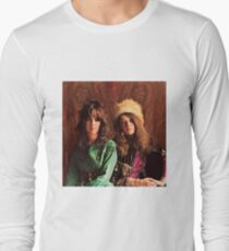 Queens of Rock! Grace & Janis Long Sleeve T-Shirt