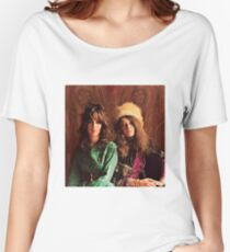 Queens of Rock! Grace & Janis Women's Relaxed Fit T-Shirt