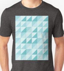 Pattern - 2, Frozen blocks  T-Shirt
