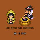 Link to the Past - Witch & Assistant by Justin-Case001