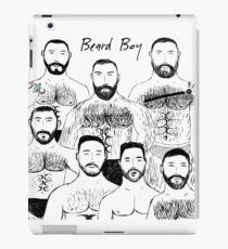 Beard Boys iPad Case/Skin
