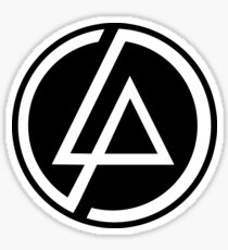 Linkin Park Round Logo Sticker