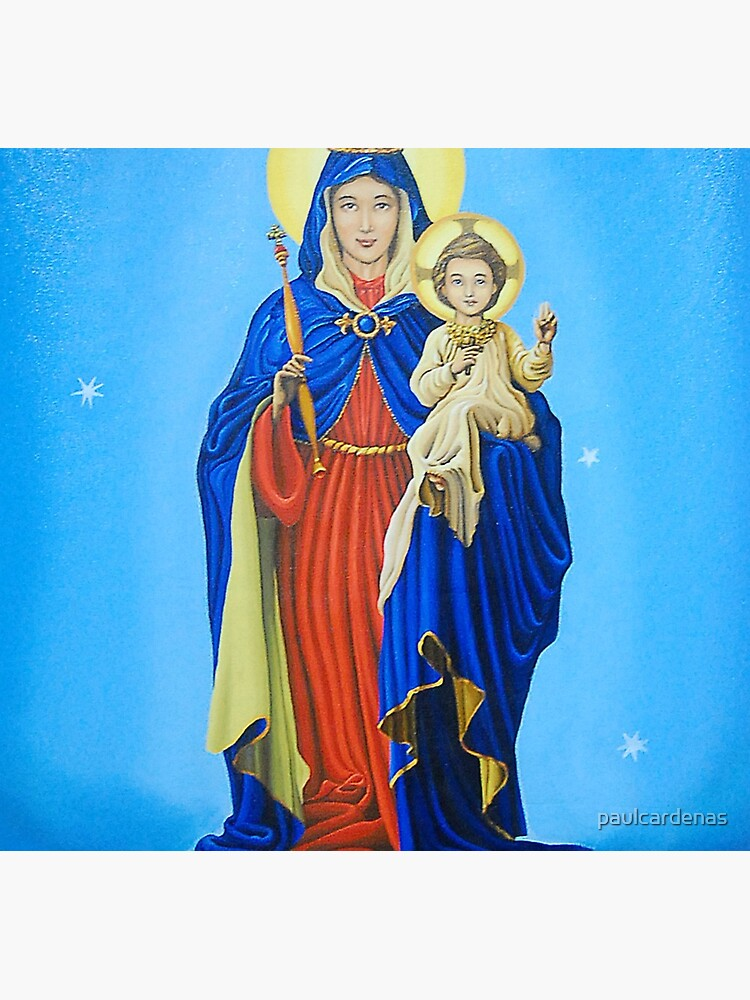 Mary, Help of Christians by paulcardenas