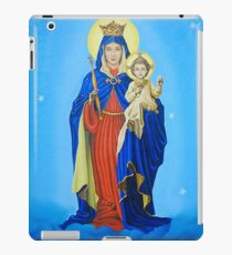 Mary, Help of Christians iPad Case/Skin