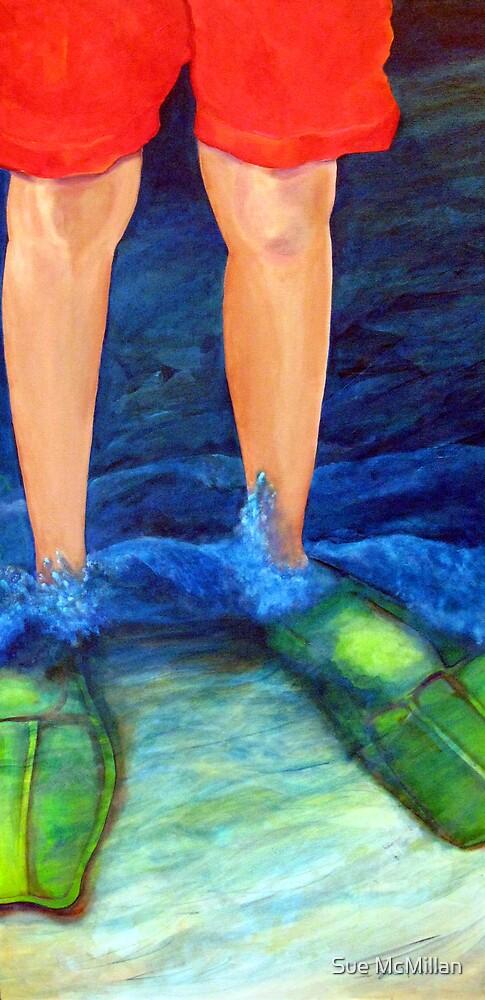 Edge of the Deep Sea by Sue McMillan