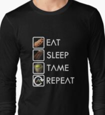 Ark Survival Evolved - Eat, Sleep, Tame, Repeat. T-Shirt