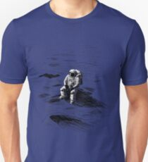 World's Loneliest Astronaut T-Shirt