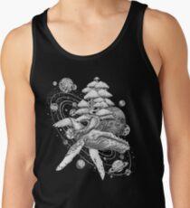 Camisetas de tirantes para hombre Ballena Espacial