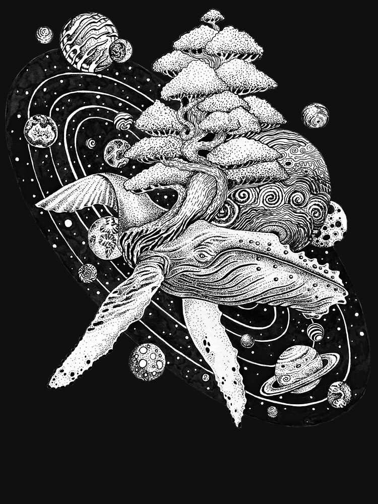 Space Whale by Ruta