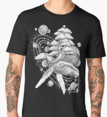 Space Whale Men's Premium T-Shirt