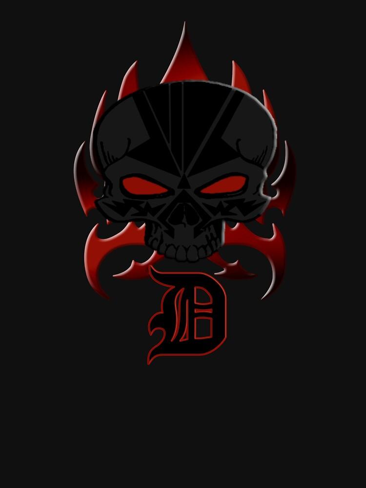 Evil DV by detroitvoodoo