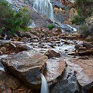 Lesmurdie Falls by Celine Dubois