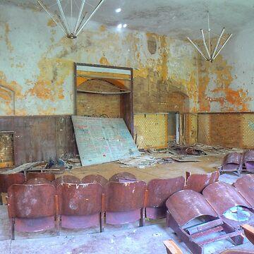 Lost Place 04, Beelitz Heilstaetten, Beelitz Heilstätten by RaSch
