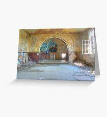 Lost Place 03, Beelitz Heilstaetten, Beelitz Heilstätten (Verlassene Orte) Greeting Card
