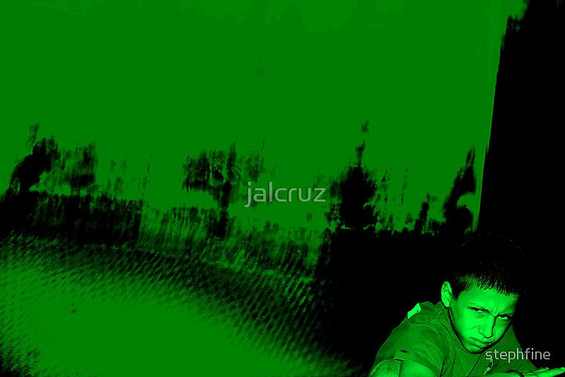 Green Rage by jalcruz