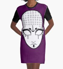 Babydoll Witchy Woman  Graphic T-Shirt Dress