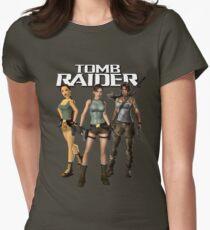 Lara Croft - Tomb Raider Women's Fitted T-Shirt