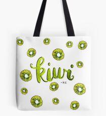 H.S. - Kiwi Tote Bag