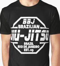 JIU JITSU - BRAZILIAN JIU JITSU Graphic T-Shirt