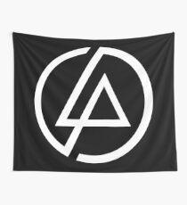 Linkin Park Round Logo Wall Tapestry