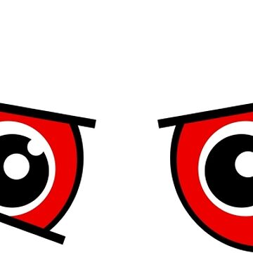 Angry Eyes by EstragonHelmer
