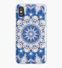 Winter Snow Pattern #1 iPhone Case/Skin