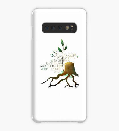 Se jeg gjør noe nytt Case/Skin for Samsung Galaxy