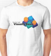 Visually Basic Unisex T-Shirt