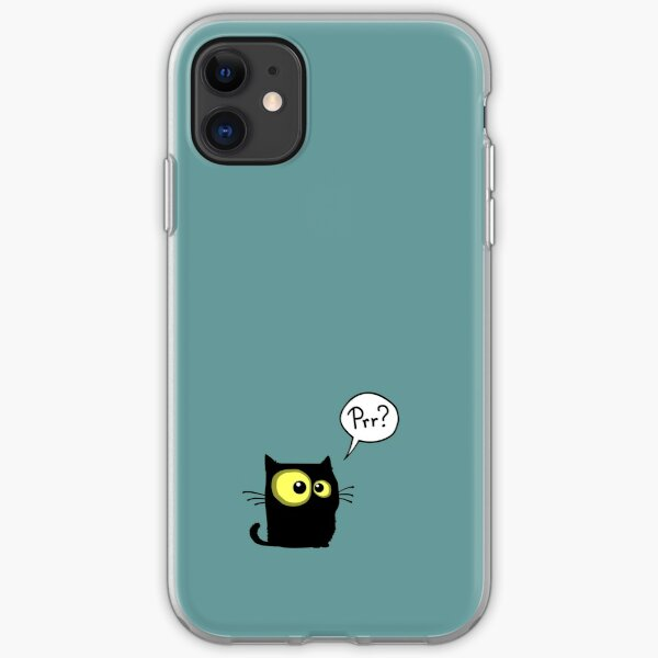 Prr? iPhone Soft Case