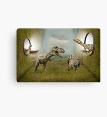 Jurassic World Canvas Print