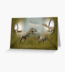 Jurassic World Greeting Card