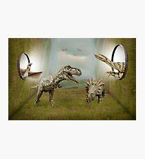 Jurassic World Photographic Print