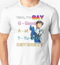 Camiseta unisex Sí, soy GAY