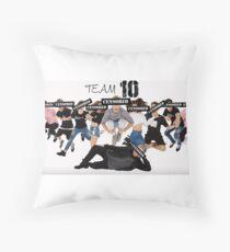 Team 10 (Fan art) Throw Pillow