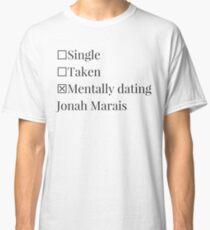 Mentally dating Jonah Marais Classic T-Shirt
