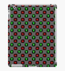 Game/Film Theory 8-Bit Logo Pattern iPad Case/Skin