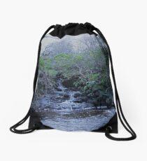 Fresh water Drawstring Bag