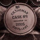 Kilchoman Distillery Cask 1 by wsglobal